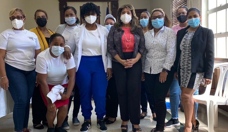 Casi 200 personas son vacunadas en jornada de inoculación organizada por la Seccional del Distrito Nacional del Colegio de Abogados