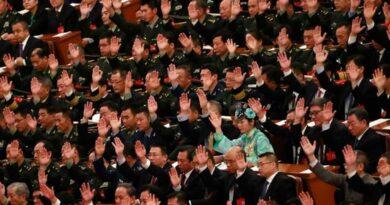 Cómo el Partido Comunista Chino excluye a las mujeres: el poder político lo detentan sólo los hombres