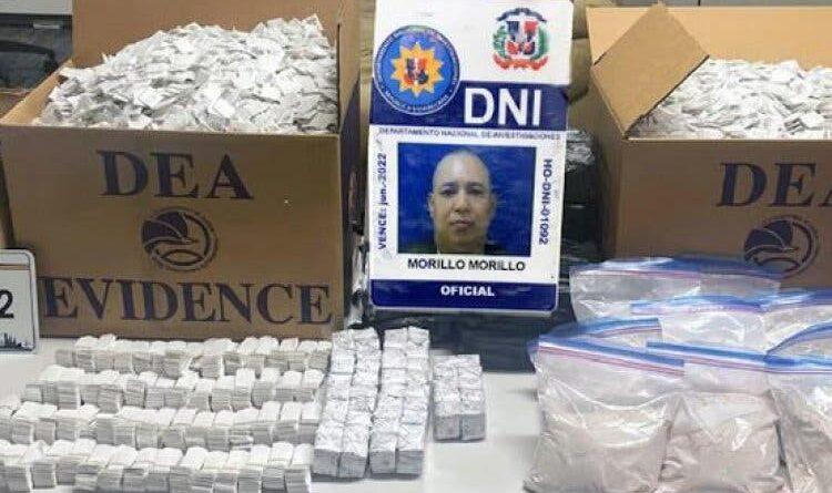 Admite carné portaba detenido pertenece DNI