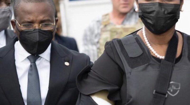 Viuda del presidente Jovenel Moise regresa a Haití para asistir a los funerales: Se llevará a cabo el próximo viernes