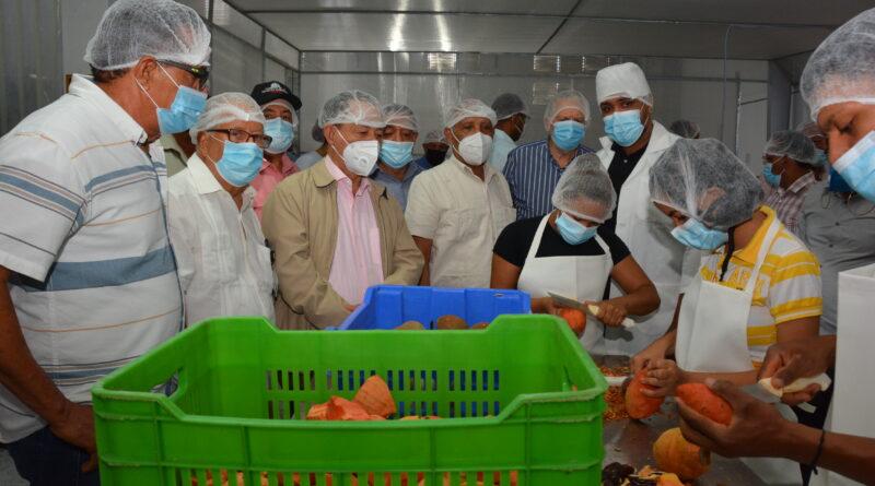 EDA respaldará a los productores del Clúster de Zapote