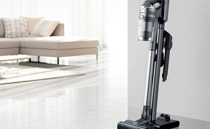 Elimina el polvo y sanitiza tu hogar con la comodidad y eficiencia que te brinda Samsung Jet 70