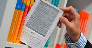 Inversión en libros digitales e impresos es de $1,850 millones