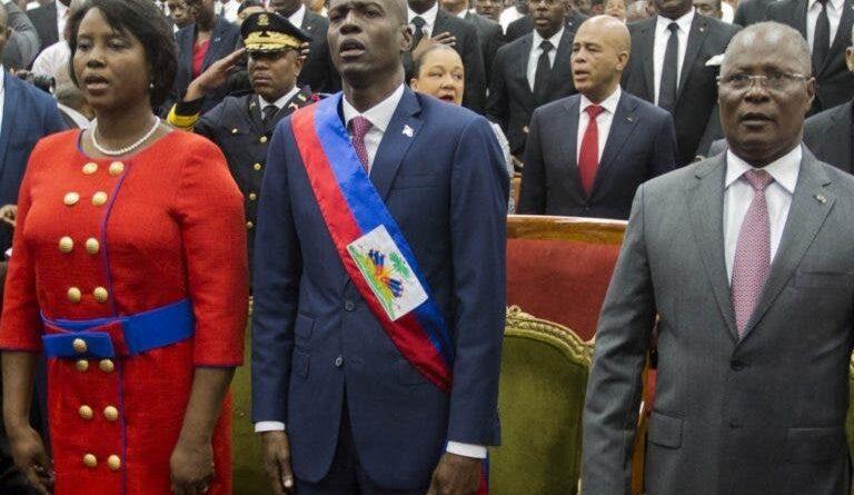 Fallece primera dama de Haití herida en atentado contra Moises