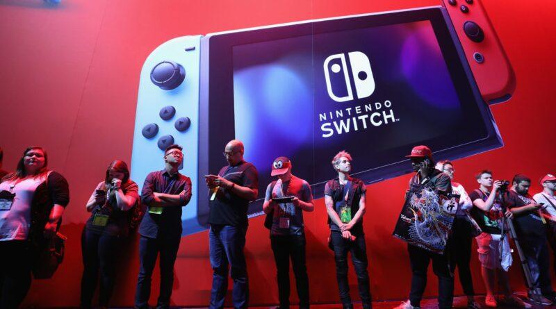 Nintendo anuncia el nuevo Nintendo Switch OLED: sin resolución 4k
