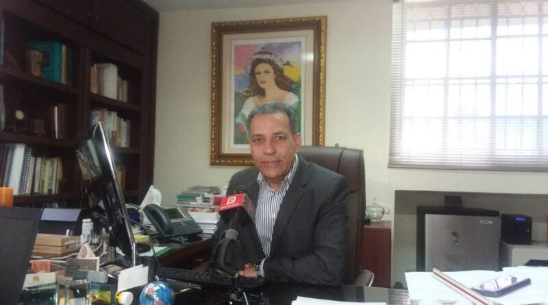 Osiris de León aclara Elsa no impactará de lleno a República Dominicana
