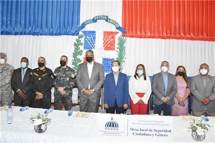 Organismos de seguridad del Estado intervendrán San Francisco de Macorí