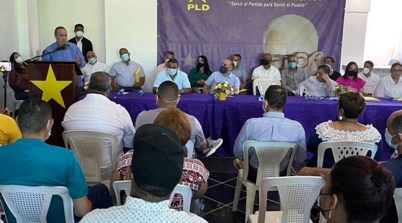 El PLD transformó República Dominicana, según Charlie Mariotti