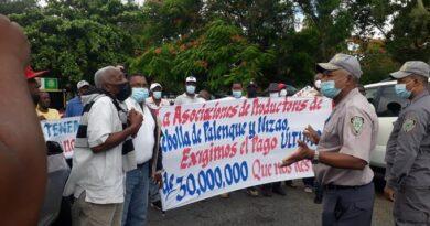 Productores de cebolla de Baní y SC reclaman agricultura pago 30 millones