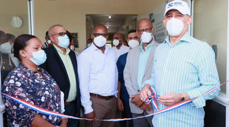 SNS pone en funcionamiento dos nuevos CPN en Barahona