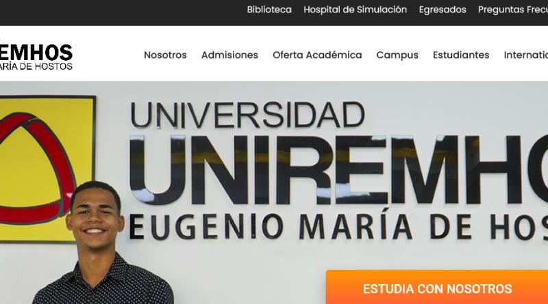 UNIREMHOS estrena nueva página web renovada, dinámica e intuitiva