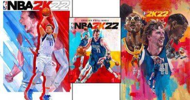 Abdul-Jabbar, Doncic, Nowitzki y Durant protagonizan las portadas de NBA 2K22
