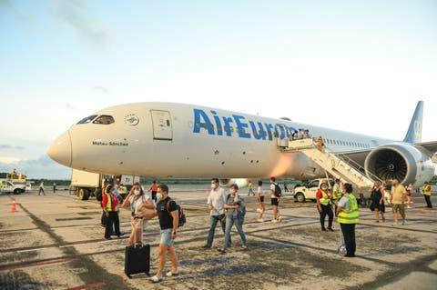 AirEuropa conecta, por primera vez, Madrid-Samaná, lo que consolida la confianza en