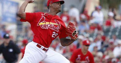 El lanzador Alex Reyes establece récord de salvamentos perfectos en la MLB