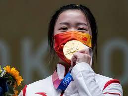 La primera medalla de oro de los Juegos Olímpicos de Tokio es para China
