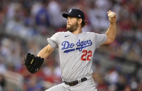 Dodgers colocan a Kershaw en la lista de lesionados