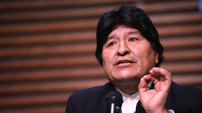 """Evo Morales y crisis en Cuba: """"Su 'pecado' fue crear una vacuna con más de 92% de efectividad que afectó intereses capitalistas"""""""