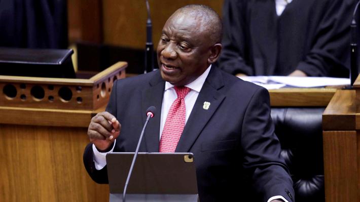 """Presidente de Sudáfrica dice que estallido de violencia fue un """"intento de insurrección"""" que """"ha fracasado"""""""