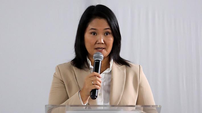 Con un juicio por delante: El futuro de Keiko Fujimori tras confirmarse su derrota electoral en Perú