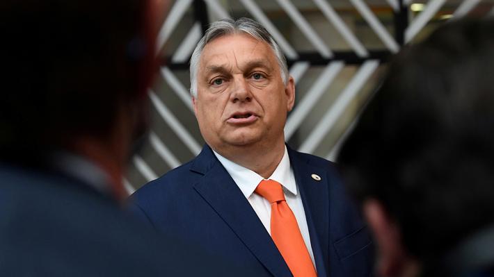 Primer ministro húngaro Orban convoca referéndum sobre ley que afecta a la comunidad LGBTI