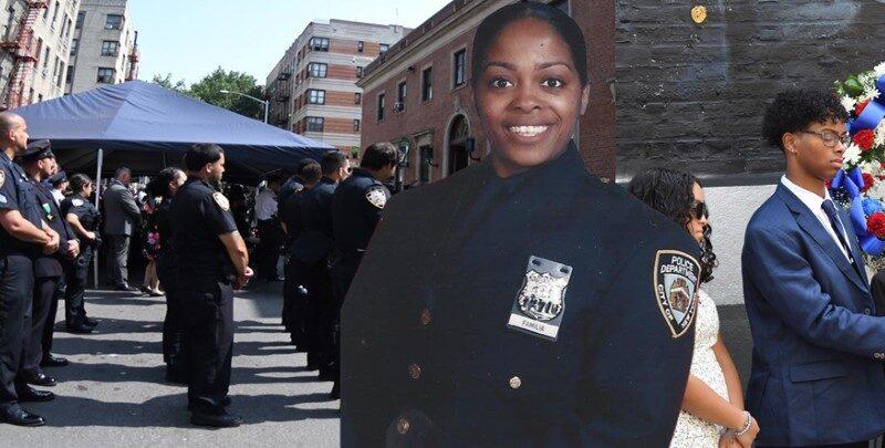 El NYPD, familiares y comunidad rinden honor a sargento dominicana asesinada hace cuatro años en El Bronx