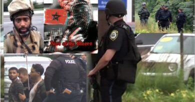 Grupo islámico se enfrenta a tiros con policías estatales en Massachusetts; arrestan 11 entre ellos dos hispanos