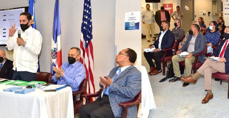 Jáquez destaca extensión de la UASD en consulado de Nueva York abre oportunidad a dominicanos para diplomados y postgrados