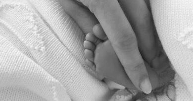 Valentina Ferrer comparte primera imagen de su hijo junto a J Balvin