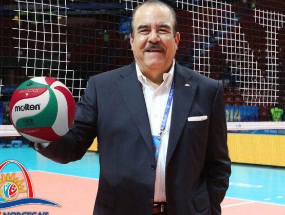 El Dominicano Cristóbal Marte supervisará el voleibol de los Juegos Olímpicos