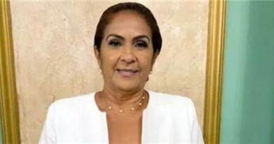 Gobernadora Prov. Duarte Xiomara Cortes permanece en condiciones estable en CEDIMAT afectada de neumonía