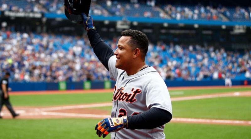 Venezolano Miguel Cabrera dio su jonrón 500 y se unió a un selecto club de latinos en la historia de MLB