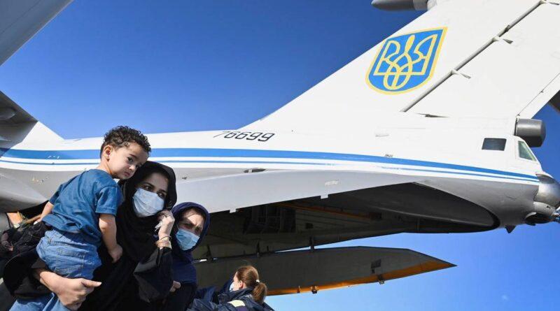 Autoridades de Kiev se contradicen sobre el presunto secuestro de un avión ucraniano en Kabul