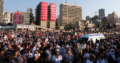 Beirut cumple un año de la trágica explosión en el puerto en medio de demandas de justicia
