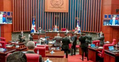 El Código Penal divide Senado; ausencia de 19 senadores impide su conocimiento