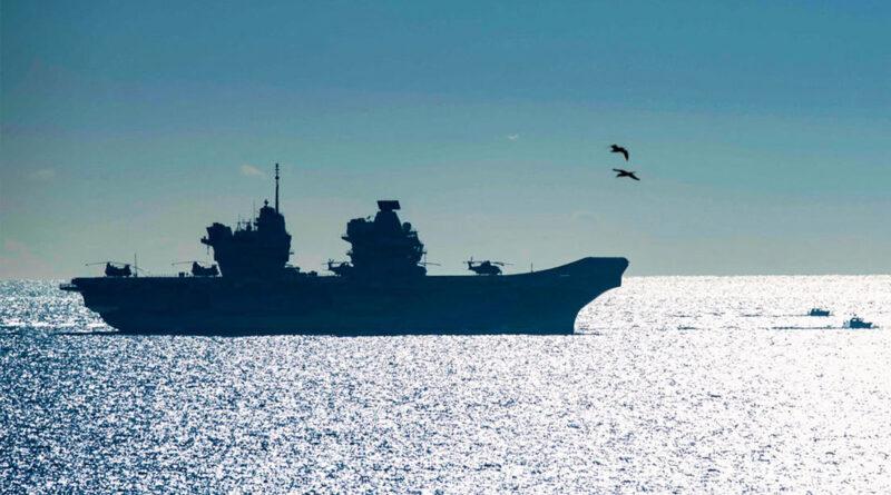"""""""Céntrense en el Brexit"""": Pionyang tacha de """"provocación"""" el plan del Reino Unido de desplegar buques de guerra en Asia"""