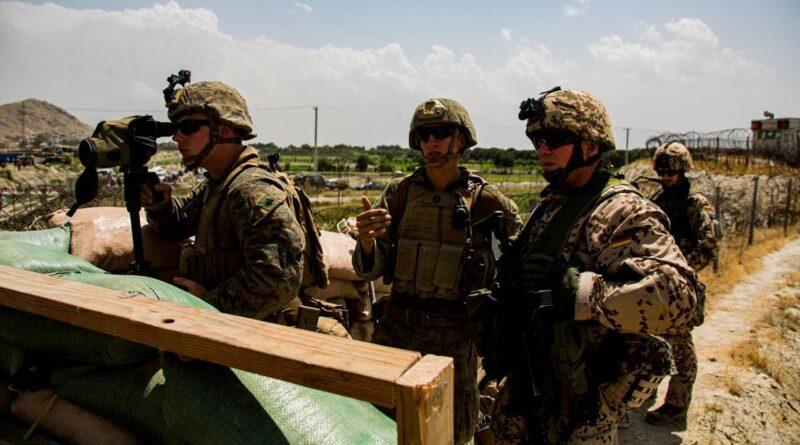 El Pentágono confirma un ataque con drones en Kabul tras una potente explosión
