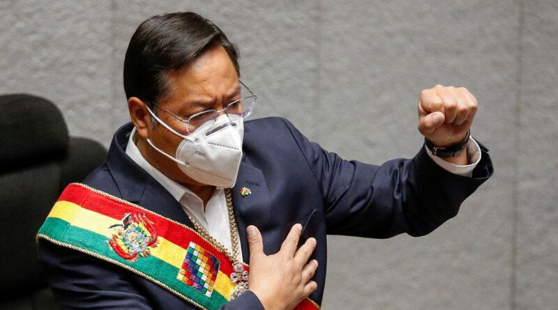 """""""El pueblo boliviano ya no está para soportar ninguna impunidad"""": La advertencia de Arce tras los pedidos de libertad para Jeanine Áñez"""