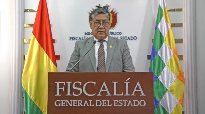 Fiscalía de Bolivia presenta un requerimiento para iniciar el juicio contra Jeanine Áñez por las masacres de Sacaba y Senkata