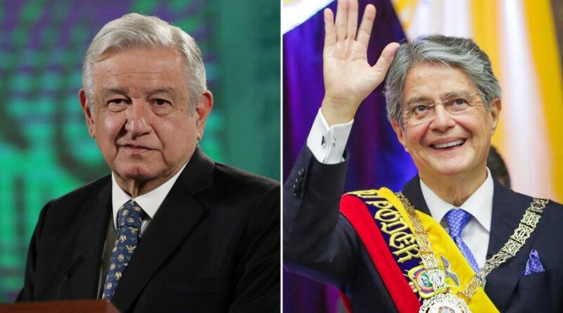 Lasso se reunirá con López Obrador en México para solicitar el ingreso de Ecuador a la Alianza del Pacífico
