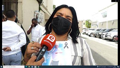 Reclaman justicia para joven asesinado en Santo Domingo Este