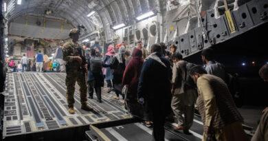 Más de 21.000 personas han sido evacuadas desde Kabul en las últimas 24 horas