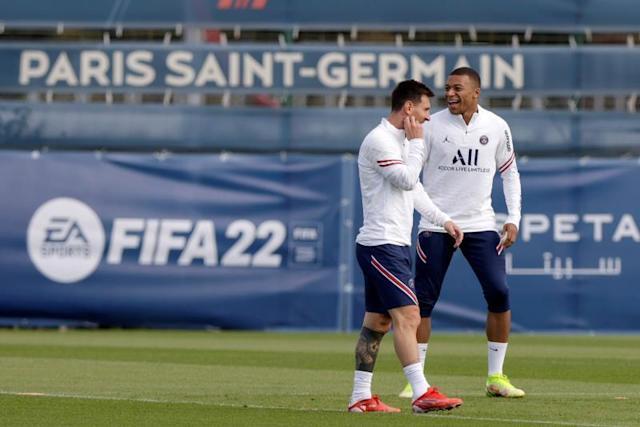 Messi es convocado por el técnico del París Saint-Germain para viajar con el equipo para enfrentar al Stade de Reims