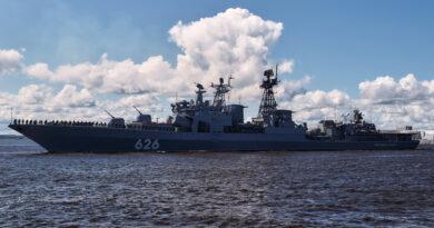 """Moscú cree que la """"sorprendente"""" decisión de España de denegar permiso a dos buques rusos podría deberse a """"la facción rusófoba de la OTAN"""""""