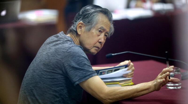 Por qué Perú solicitará a Chile ampliar los cargos de extradición a Alberto Fujimori