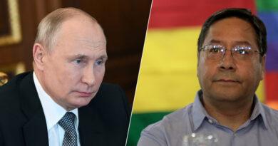 Putin y Arce abordan los acuerdos sobre el suministro de Sputnik V a Bolivia y la lucha contra el covid-19