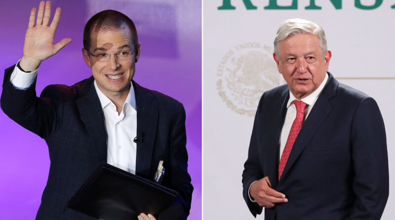Un excandidato presidencial de México acusa a López Obrador de persecución política y este responde