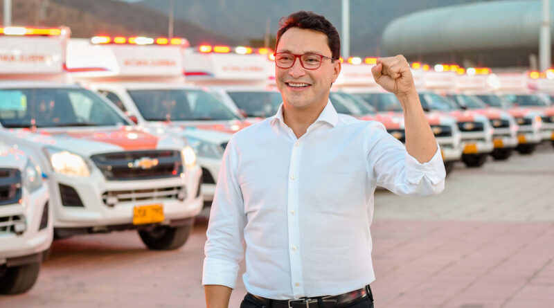 """Un gobernador colombiano abandona el país y denuncia """"un plan inminente"""" para asesinarlo: """"Hago responsable a Duque y Uribe si atentan contra mi vida"""""""
