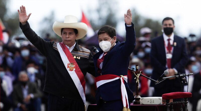 ¿Voto de confianza o crisis total? Perú, ante un día decisivo para el nuevo gobierno de Castillo