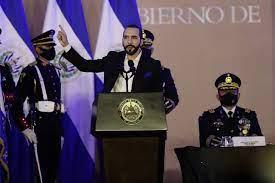 Bukele arremetió contra opositores por criticar el bitcoin en El Salvador