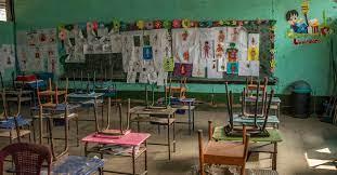 """El primer día de clases presenciales continúa """"pospuesto indefinidamente"""" para 140 millones de niños de todo el mundo, según UNICEF"""